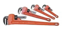 Performance Tool PMW1136 4 Piece Heavy Duty Pipe Wrench Set 8 10 14 24