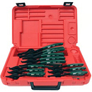 Sk Hand Tool SK7612 12 Piece Convertible Snap Ring Pliers Set
