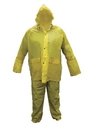 Sas Safety SS6813 Light Weight PVC Rain Suit Large