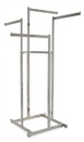Econoco K80 4-Way Hi-Capacity w/ Straight Arms - Rectangular Tubing