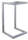 Econoco T504FRSC Pedestal Table - Frame Only, 24