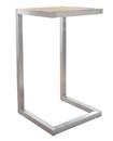"""Econoco T504SC-H 24""""L x 24""""W x 42""""H Pedestal Table"""