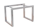 Econoco T505FRSC Medium Display Table - Frame Only, 36