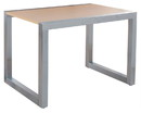 "Econoco T505SC-H 36""L x 20""W x 24""H Medium Display Table"