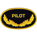 EDMO 3056 Patch/Pilot/Oval