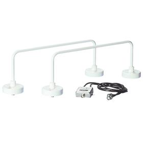 Cobham CI-205-3 Vor/Gs High Eff Towel Bar Set, Price/1