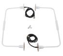 EDMO N48-1 Vor/Loc Balanced Loop Antenna/Towel Bar Type