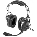 EDMO PA-1161 HEADSET/Passive Noise Reduction, Mono Stereo capability, Noise cancelling PA-7 Electret Mic, Dual volume control and foam ear seals. NRR rating 24 dB