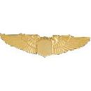 EDMO AV-WING1-THG Small 1/Gold/Wings