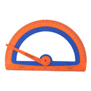 Acme United ACM14371 Microban Kids Soft Touch Protractor