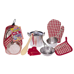 Alex By Panline USA ALE13R Completer Cook Set, Price/EA