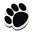 Ashley Productions ASH10017 Magnetic Whiteboard Eraser Black Paw