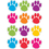 Ashley Productions ASH10057 Die-Cut Magnets Colorful Paws