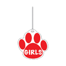 Ashley Productions ASH10373 Red Paw Hall Pass Girls 4 X 4