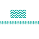 Ashley Productions ASH11009 Magnetic Magi-Strips Turquoise - Chevron