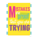 Barker Creek & Lasting Lessons BCP1827 Poster - You Are Trying