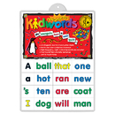 Barker Creek & Lasting Lessons BCP2600 High Frequency Words Learning Magnets 205Pk