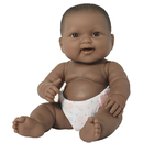 Jc Toys Group BER16550 Lots To Love 10In African American Baby Doll