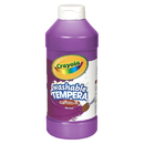 Crayola BIN311540 Artista Ii Tempera 16 Oz Violet Washable Paint