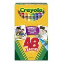 Crayola BIN48 Regular Size Crayon 48Pk