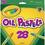 Crayola BIN524628 Oil Pastels 28 Color Set