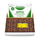 Crayola BIN528019 Crayons 64 Color Classpack 832 Cnt