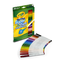 Crayola BIN588106 Washable Markers 20Ct Super Tips - W/Silly Scents