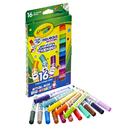 Crayola BIN588146 16 Ct Pip Squeaks Skinnies Markers