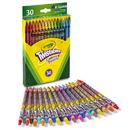 Crayola BIN687409 Crayola Twistables 30 Ct Colored - Pencils