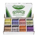 Crayola BIN8038 400 Large Size Crayon Classpack