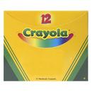 Crayola BIN83651 Bulk Crayons 12Ct Black