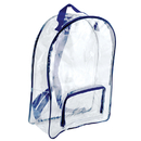 Bags Of Bags BOBBP131703B Clear Backpack