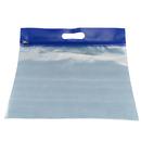 Bags Of Bags BOBZFH1413BU Zipafile Storage Bags 25Pk Blue