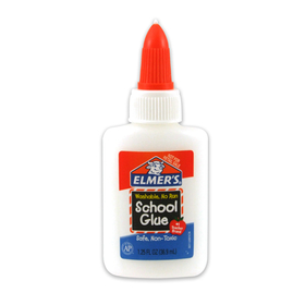 Elmers - Borden BORE301 Elmers School Glue 1 1/4Oz Bottle, Price/EA