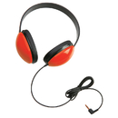 Califone International CAF2800RD Listening First Stereo Headphones Red