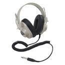 Califone International CAF2924AVP Monaural Headphone 5 Coiled Cord 50-12000 Hz