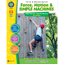 Classroom Complete Press CCP4511 Force Motion & Simple Machines Big Book