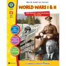 Classroom Complete Press CCP5503 World Conflict Series World Wars I And Ii Big Book