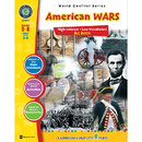 Classroom Complete Press CCP5512 American Wars Big Book World Conflict Series