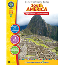 Classroom Complete Press CCP5751 World Continents Series South America
