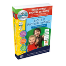 Classroom Complete Press CCP7102 Sight & Picture Words Big Box - Interactive Whiteboard Lessons