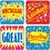 Carson Dellosa CD-0625 Stickers Positive Words 120/Pk Acid & Lignin Free