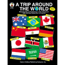 Carson Dellosa CD-0811 A Trip Around The World Gr K-3