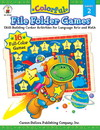 Carson Dellosa CD-104050 Colorful File Folder Games Gr 2