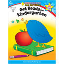 Carson Dellosa CD-104340 Get Ready For Kindergarten Home Workbook Gr K