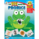 Carson Dellosa CD-104539 The Big Book Of Phonics