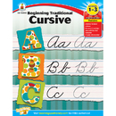 Carson Dellosa CD-104583 Beginning Traditional Cursive Gr 1-3
