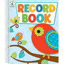 Carson Dellosa CD-104787 Boho Birds Record Book