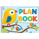 Carson Dellosa CD-104788 Boho Birds Plan Book
