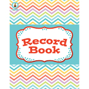 Carson Dellosa CD-104797 Chevron Record Book Book